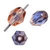 Glass Firepolished Beads Assorted